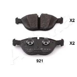 ASHIKA 50-09-921 Комплект тормозных колодок, дисковый тормоз Крайслер Кроссфайр