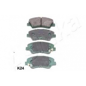 ASHIKA 50-0K-K24 Комплект тормозных колодок, дисковый тормоз Киа Сид Спорт