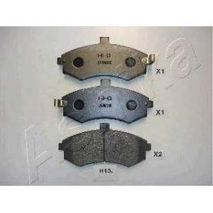 ASHIKA 50-H0-013 Комплект тормозных колодок, дисковый тормоз Хюндай Матрикс