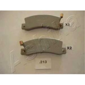 ASHIKA 51-02-213 Комплект тормозных колодок, дисковый тормоз Лексус Ес
