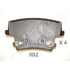 ASHIKA 51-09-902 Комплект тормозных колодок, дисковый тормоз Крайслер 300