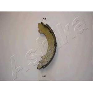 ASHIKA 55-05-596 Brake shoe