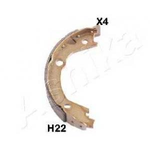 ASHIKA 55-0H-H22 Комплект тормозных колодок (пр-во ASHIKA)