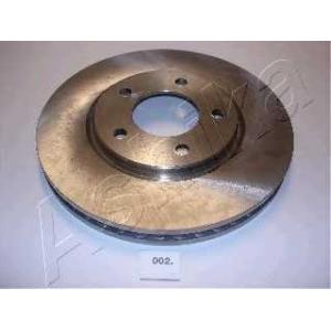 ASHIKA 60-00-002 Тормозной диск Крайслер