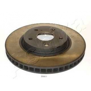 ASHIKA 60022007 Тормозной диск