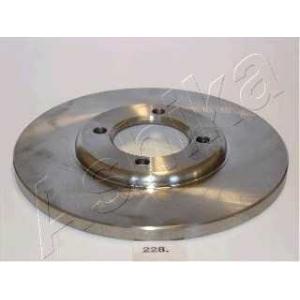 ASHIKA 60-02-228 Тормозной диск Дайхатсу