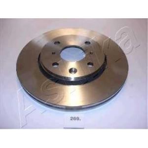 ASHIKA 60-02-269 Тормозной диск Ситроен С1