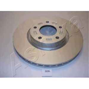 ASHIKA 60-03-309 Тормозной диск Мазда 3