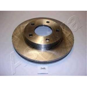 ASHIKA 60-03-348 Тормозной диск Мазда Кседос 6