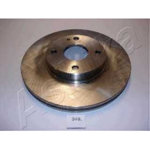 ASHIKA 60-03-349 Тормозной диск Мазда М-Икс