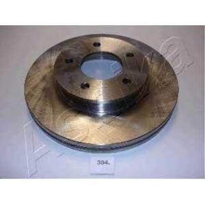 ASHIKA 60-03-384 Тормозной диск Мазда Мпв