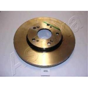 ASHIKA 60-04-432 Тормозной диск Хонда Фрв