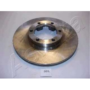 ASHIKA 60-05-501 Тормозной диск Митсубиси Л 300