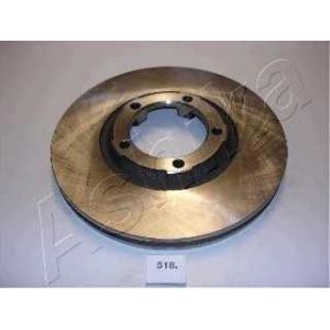 ASHIKA 60-05-518 Тормозной диск Митсубиси Л 300