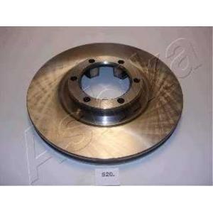 ASHIKA 60-05-520 Тормозной диск Митсубиси Л 200