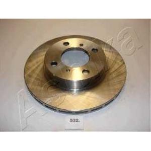 ASHIKA 60-05-532 Тормозной диск Митсубиси Карисма