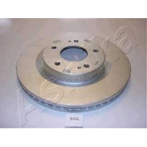 ASHIKA 60-05-542 Тормозной диск Митсубиси Грандис