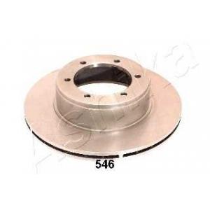 ASHIKA 60-05-546 Тормозной диск Митсубиси Кантер