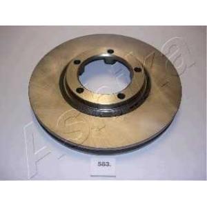 ASHIKA 60-05-583 Тормозной диск Митсубиси Л 400