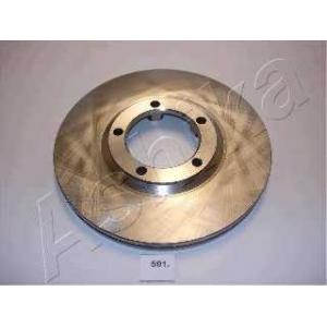 ASHIKA 6005591 Тормозной диск