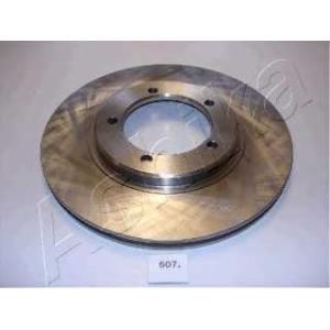 ASHIKA 60-06-607 Тормозной диск Дайхатсу