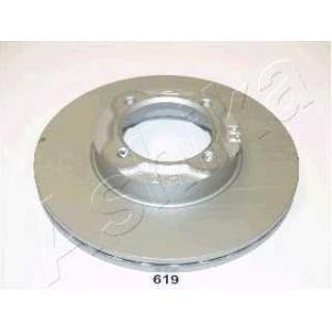 ASHIKA 60-06-619 Тормозной диск Дайхатсу
