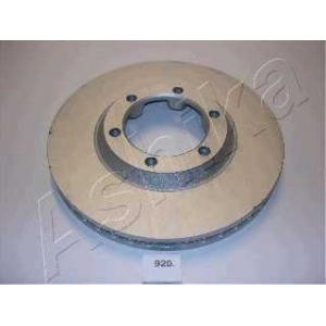ASHIKA 60-09-920 Тормозной диск Исузу Д-Макс