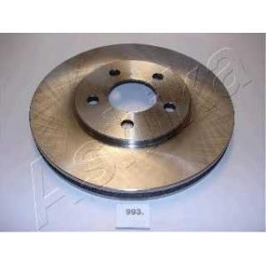 ASHIKA 60-09-993 Тормозной диск Крайслер Стратус