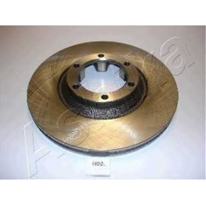 ASHIKA 60-0H-002 Тормозной диск Хюндай Галлопер