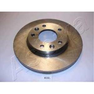ASHIKA 60-0K-002 Тормозной диск Киа Карнивал