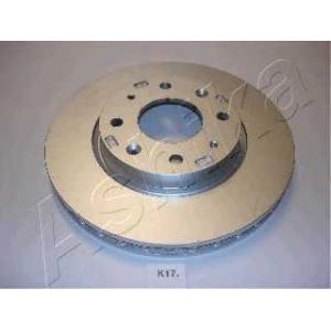 ASHIKA 60-0K-K17 Тормозной диск Киа Серато
