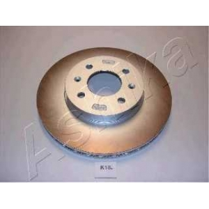 ASHIKA 60-0K-K18 Тормозной диск Хюндай Ай 20