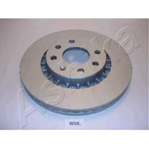 ASHIKA 60-0W-005 Тормозной диск Дэу Есперо
