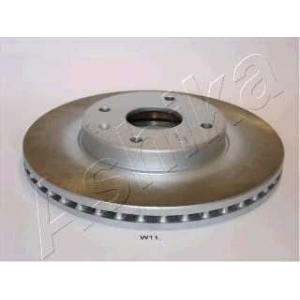 ASHIKA 60-0W-W11 Тормозной диск Шевроле Епика