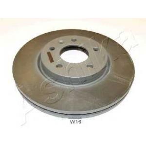 ASHIKA 60-0W-W16 Тормозной диск Шевроле Круз