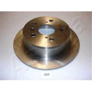 ASHIKA 6102225 Тормозной диск