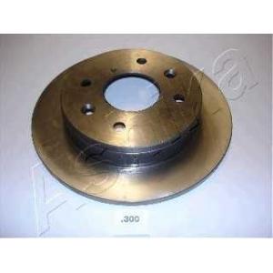 ASHIKA 61-03-300 Тормозной диск Мазда 929