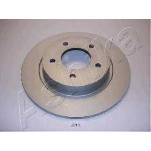 ASHIKA 61-03-317 Тормозной диск Мазда 3