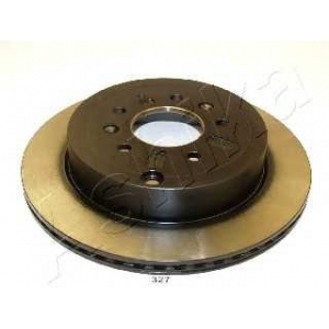 ASHIKA 61-03-327 Тормозной диск Мазда Ц-Икс 7