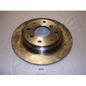 ASHIKA 61-04-404 Тормозной диск Хонда Акорд