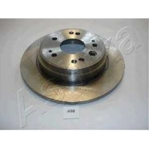 ASHIKA 61-04-496 Тормозной диск Хонда Фрв