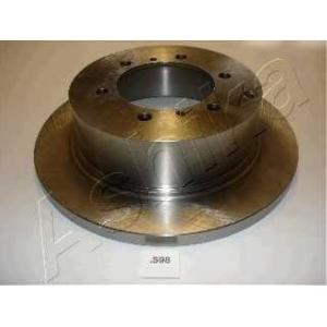 ASHIKA 61-05-598 Тормозной диск Митсубиси Л 400