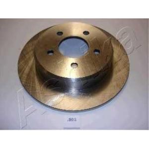 ASHIKA 61-09-993 Тормозной диск Крайслер