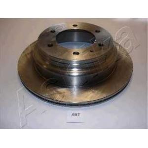 ASHIKA 61-09-997 Тормозной диск Опель Монтерей