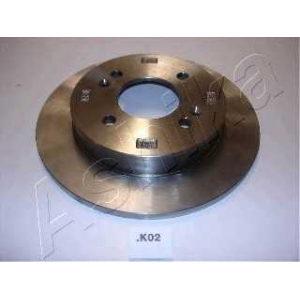 ASHIKA 61-0K-002 Тормозной диск Киа Пиканто