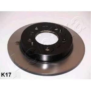 ASHIKA 61-0K-K17 Тормозной диск Хюндай Айикс 20