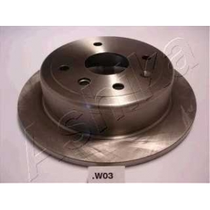 ASHIKA 61-0W-W03 Тормозной диск Шевроле Нубира