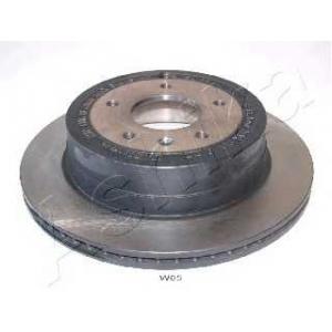 ASHIKA 61-0W-W05 Тормозной диск Шевроле Каптива