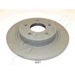 ASHIKA 61-0W-W07 Тормозной диск Шевроле Круз