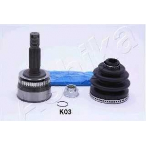 ASHIKA 62-0K-K03 Drive shaft outer kit